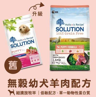 *COCO*耐吉斯超級無穀-幼犬羊肉15kg添加超級食物(海藻/石榴/鮭魚油)低敏飼料/單一蛋白/幼母犬/懷孕母犬可食用