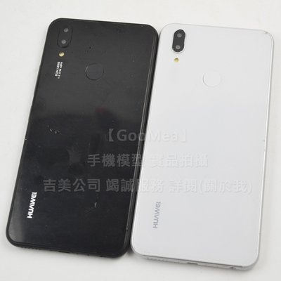 【GooMea】精仿 黑屏 華為Huawei榮耀Nova 3i 6.3吋模型展示Dummy仿製假機沒收1:1玩具上繳交差