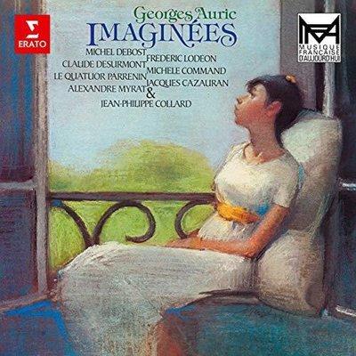 經典再現─奧里克:六首《想像》/ 帕勒南弦樂四重奏 Quatuor Parrenin---9029553459