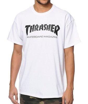 【THRASHER】Skate Mag...