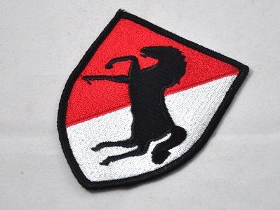 收藏品 第11裝甲騎兵團/11th Armored Cavalry Regiment臂章/徽章