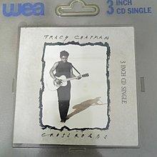 "Tracy Chapman – Crossroads 3"" Inch Mini singles 1989 CD"