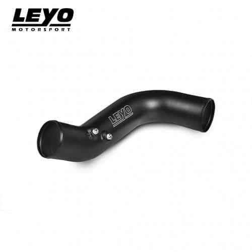 LEYO 渦輪管 Audi 奧迪 RS 8V 專用 黑 RS3T-01