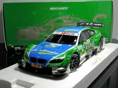 【M.A.S.H】現貨特價 Minichamps 1/ 18 BMW M3 No.16,  DTM 2012 桃園市