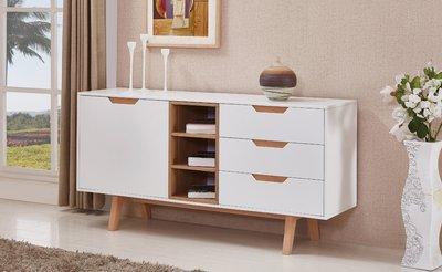 [歐瑞家具] FA-409-2愛麗絲5尺收納櫃/造型/高品質/超低價/床墊/沙發/茶几/系統家具/高品質/1元起