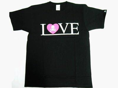 【HYDRA】Mastermind JAPAN MMJ final count down LOVE & PEACE TEE 愛心 骷髏  LOVE