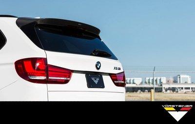 【樂駒】Vorsteiner BMW X5M F85 carbon 碳纖維 後尾翼 後擾流 尾翼 空力