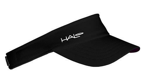 汗樂 導汗帶(黑色 導汗中空遮陽帽) HALO HEADBAND-SPORT VISORS 共5種顏色