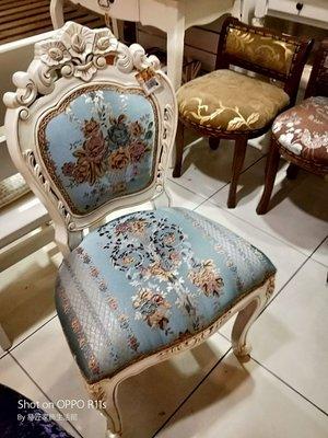 屏東易匠古典風化妝椅,自用,民宿.餐廳.美容.美髮
