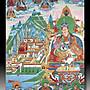 【 金王記拍寶網 】S1389  中國西藏藏密佛像刺繡唐卡  刺繡 (大張) 一張 完美罕見~