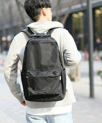 【Mr.Japan】日本 Rageblue 素色 基本款 多口袋 大容量 收納 後背包 包 機能 黑 特價 預購款