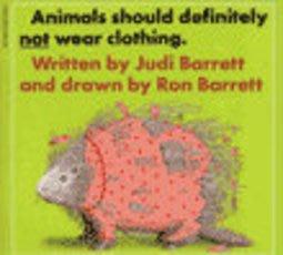 *小貝比的家*ANIMALS SHOULD DEFINITELY NOT WEAR CLOTHING/平裝