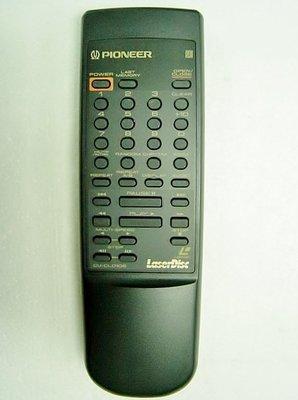 Y【小劉家電】PIONEER 雷射碟影機遙控器