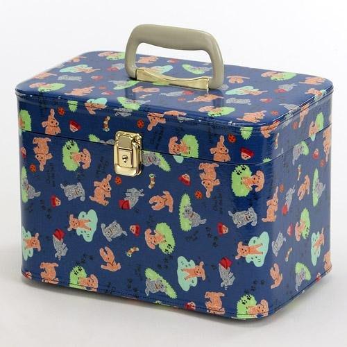 Japan 日本製的時尚 化妝箱&#收納箱 置物箱 收納盒 置物盒DK-2507Xb