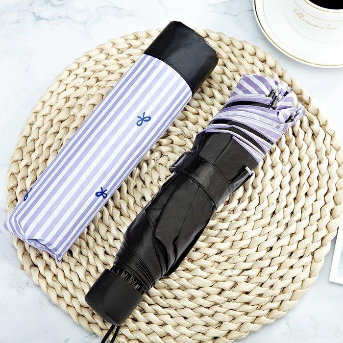 熱賣款--遮陽傘女晴雨兩用太陽傘黑膠折疊防曬防紫外線學生清新便攜小巧傘#雨傘#遮陽#防雨#折疊自動