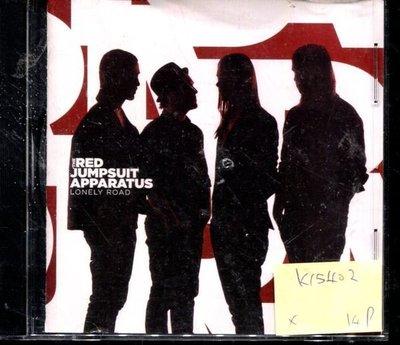 *真音樂* RBD / JUMPSUIT APPARATUS 二手 K15402 (封面底破)