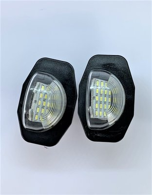 LED License Plate Light汽車牌照燈12V 白光FOR TOYOTA Corolla Alphard