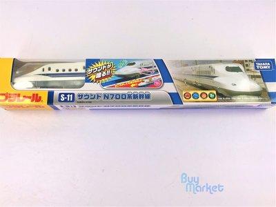 Takara Tomy Plarail S-11 N700系新幹線 列車 子彈火車 #811749