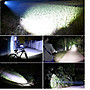 L2強光手電筒 手電筒 自行車前燈 伸縮手電筒 變焦手電筒 LED手電筒 工作燈 露營燈 鋰電池 夜釣燈 戶外照明