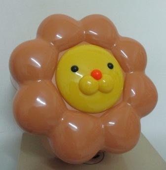 ~Mister Donut 波堤獅 雙層收納盒 糖果盒 零食盒~