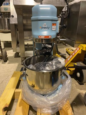 (完售)全新小林12公升桌上型攪拌機(消光藍)