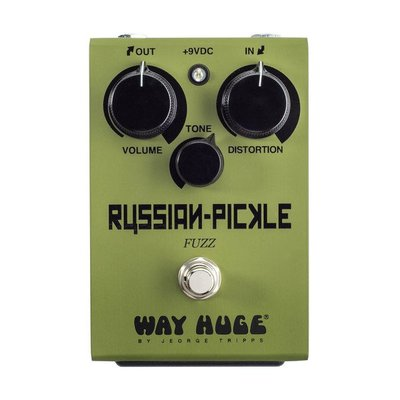Way Huge WHE408 Russian Pickle 飛梭效果器|BigNose