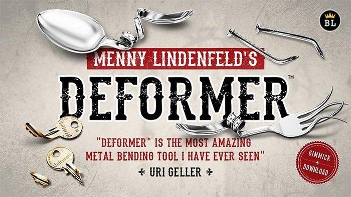 [魔術魂道具Shop]終極金屬彎曲道具~~Deformer by Menny Lindenfeld