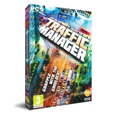 【傳說企業社】PCGAME-Traffic Manager 交通管理員(英文版)