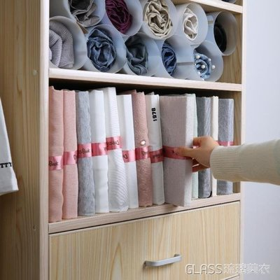 【蘑菇小隊】疊衣板 衣服收納神器毛衣襯衣褲子T恤懶人折衣板衣柜整理dressbook疊衣板-MG14853