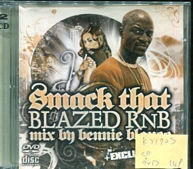 *真音樂* BLAZED RNB / SMACK THAT 二手 CD+DVD K31703