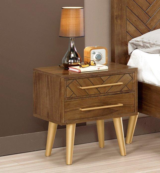 普萊斯床頭櫃😊暖暖屋傢俱傢飾😊