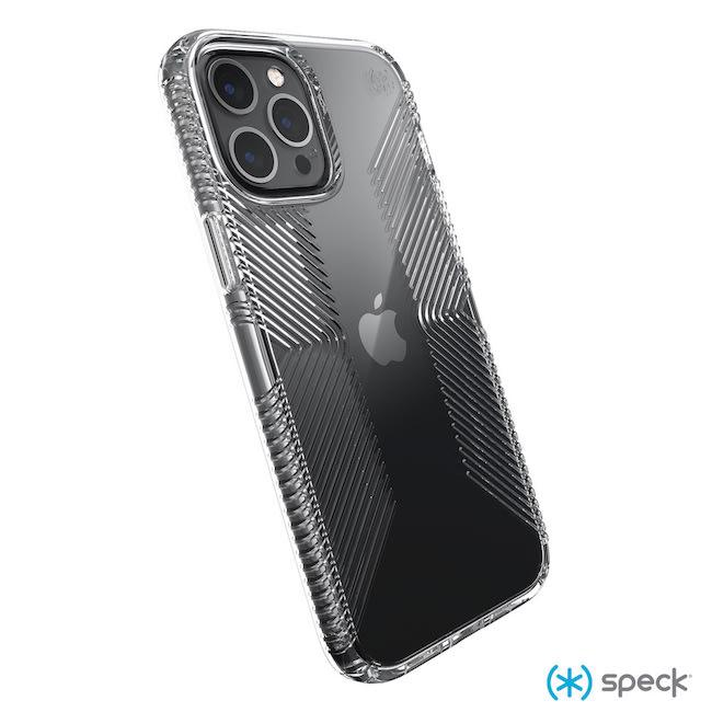 Speck iPhone 12 mini / Pro Max 透明抗菌防手滑防摔殼 喵之隅