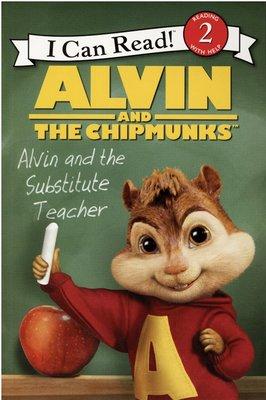 *小貝比的家*ICR: ALVIN AND THE CHIPMUNKS ALVIN AND THE SUBSTITUTE