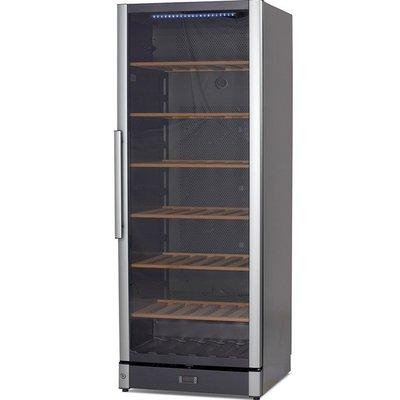 Skandiluxe 丹麥 【W116】 91瓶 電子恆溫式 儲酒冰櫃~運送每一區域~運費另計