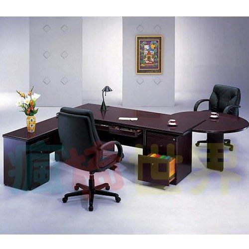 《瘋椅世界》OA辦公家具 全系列 高級木製 主管桌 EN-312(董事長桌/老闆桌/辦公桌/工作桌)需詢問