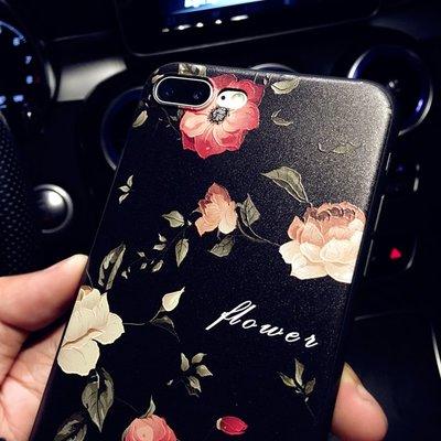 手機殼 浮雕蘋果6splus手機殼6硅膠iphone6plus卡通7plus軟殼帶掛繩8潮女