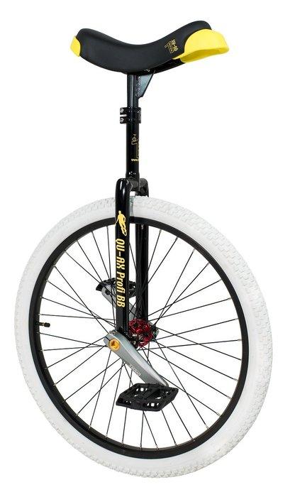Profi 獨輪車 24吋 BB獨輪車Q軸黑色 最佳路騎 籃球 曲棍球車款