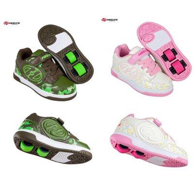 (歐洲代購) Heelys - Plus X2 美國正品雙輪暴走鞋  HL學生輪子鞋 兒童轱轆鞋 ~樂媽歐洲代購~