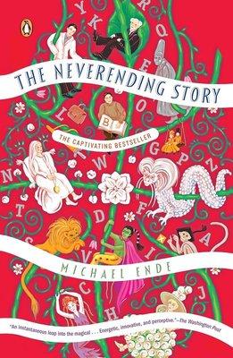 永不結束的故事(電影《大魔域》)英文原版 The Neverending Story 英文版 英文文學 Michael Ende