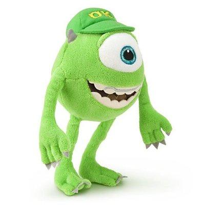 美國代購怪獸大學Monsters University獨眼怪娃娃MILK