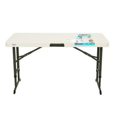 (漾霓)-代購~ Lifetime 4呎桌/腳可折疊收納-886092 (代購商品 下標詢問現貨)