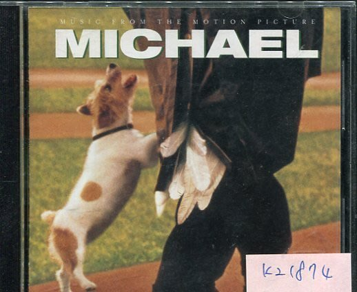 ~真音樂~ MUSIC FROM THE MOTION PICTURE MICHAEL