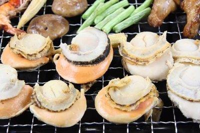 【烤肉系列】帆立貝(肉)(21~25粒) / 約1000g / 包~