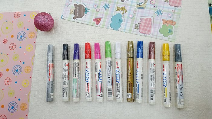 UNI 三菱 PX-20 油漆筆(中細字) 好好逛文具小舖