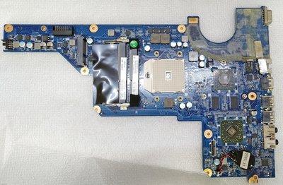 筆電主機板 HP G4-1210AX AMD 獨顯AMD HD6470 板號 DA0R23MB6D0 REV.D