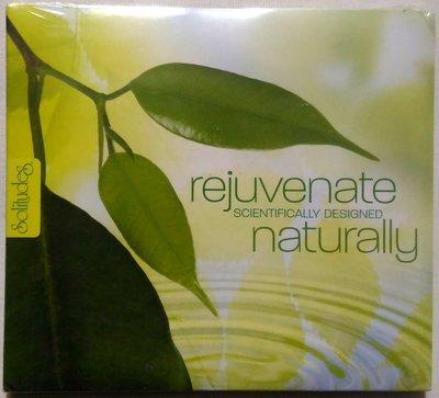 發燒強片 / 丹吉布森 Dan Gibson / 自然復甦 rejuvenate naturally / Solitudes出版/ 加拿大原裝 破盤價 全新未拆