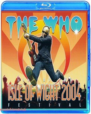 高清藍光碟 The Who Live At The Isle Of Wight 2004 (藍光BD50)