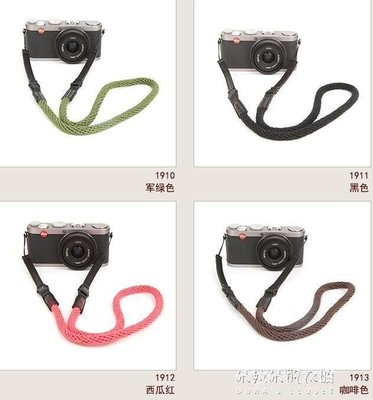 ZIHOPE CAM-IN 棉質時尚數碼微單相機背帶 頸帶 CSZI812