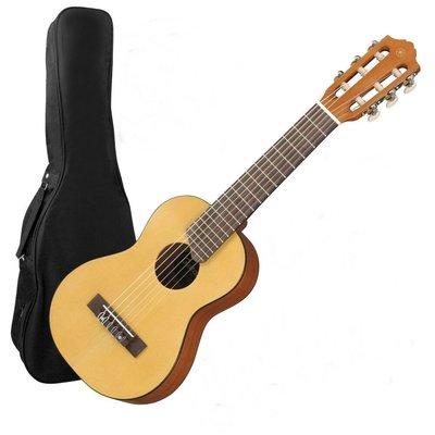 YAMAHA 山葉 GL-1 吉他麗麗(小吉他+烏克麗麗)