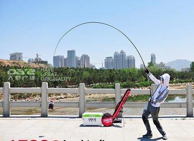 大野魚竿手竿碳素超輕超硬台釣竿鯽鯉魚竿垂釣漁具套裝魚桿釣魚竿